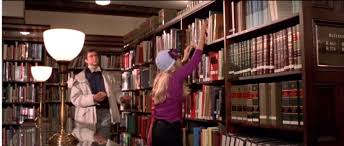 elle woods library
