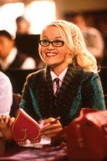 elle woods silly